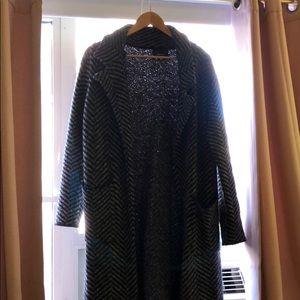 Zara Knit Coat